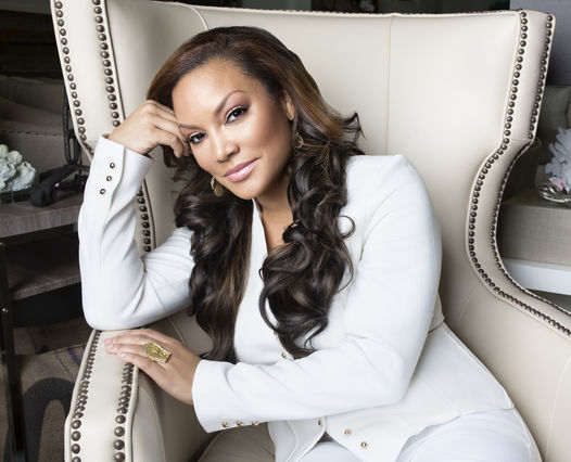 Meet The Author - Egypt Sherrod